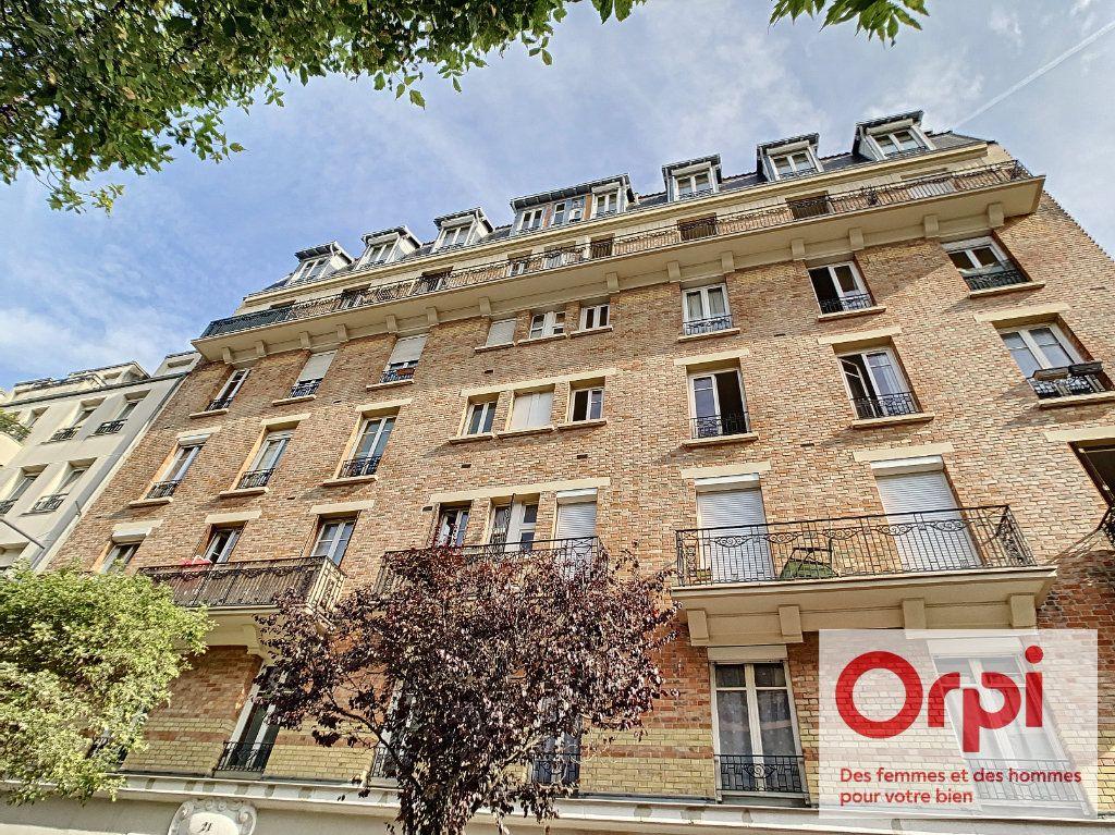 Appartement à vendre 2 41.47m2 à Issy-les-Moulineaux vignette-1