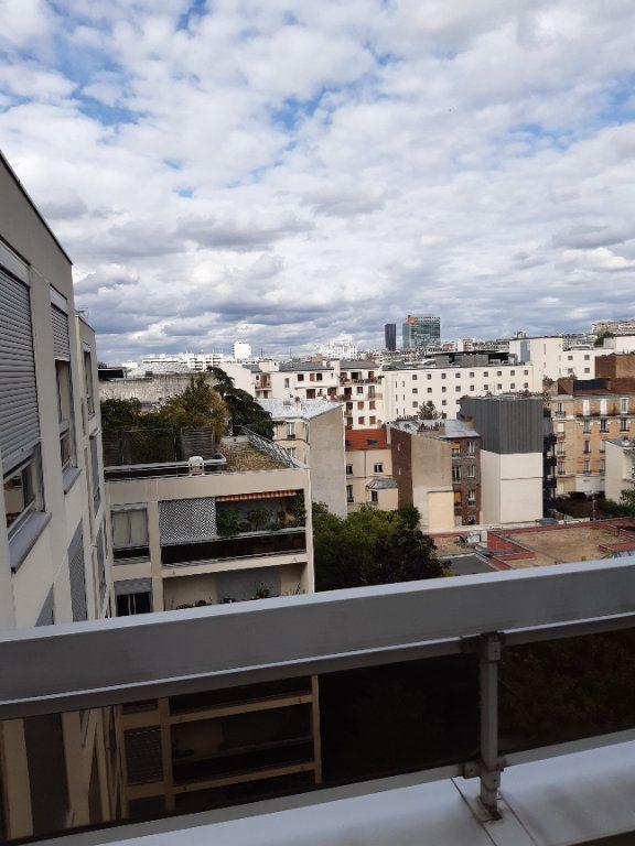 Appartement à louer 1 31.78m2 à Issy-les-Moulineaux vignette-1