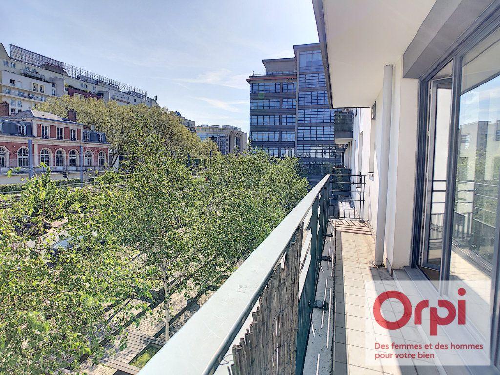 Appartement à louer 2 50.41m2 à Issy-les-Moulineaux vignette-2