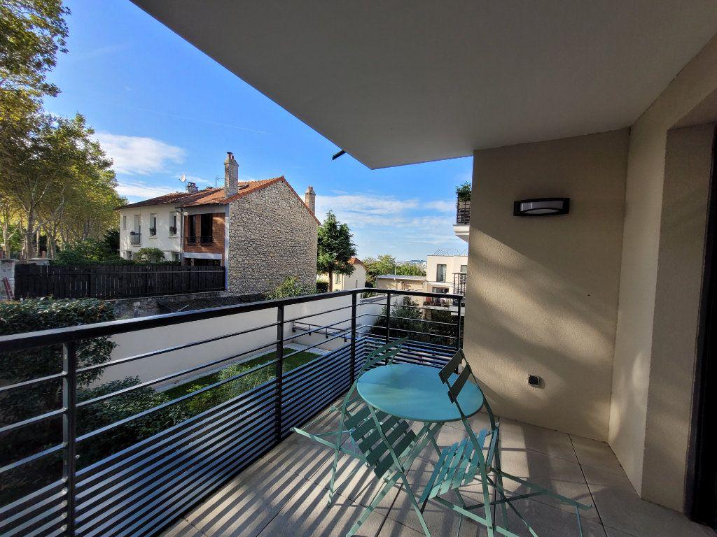 Appartement à louer 2 45.2m2 à Issy-les-Moulineaux vignette-5
