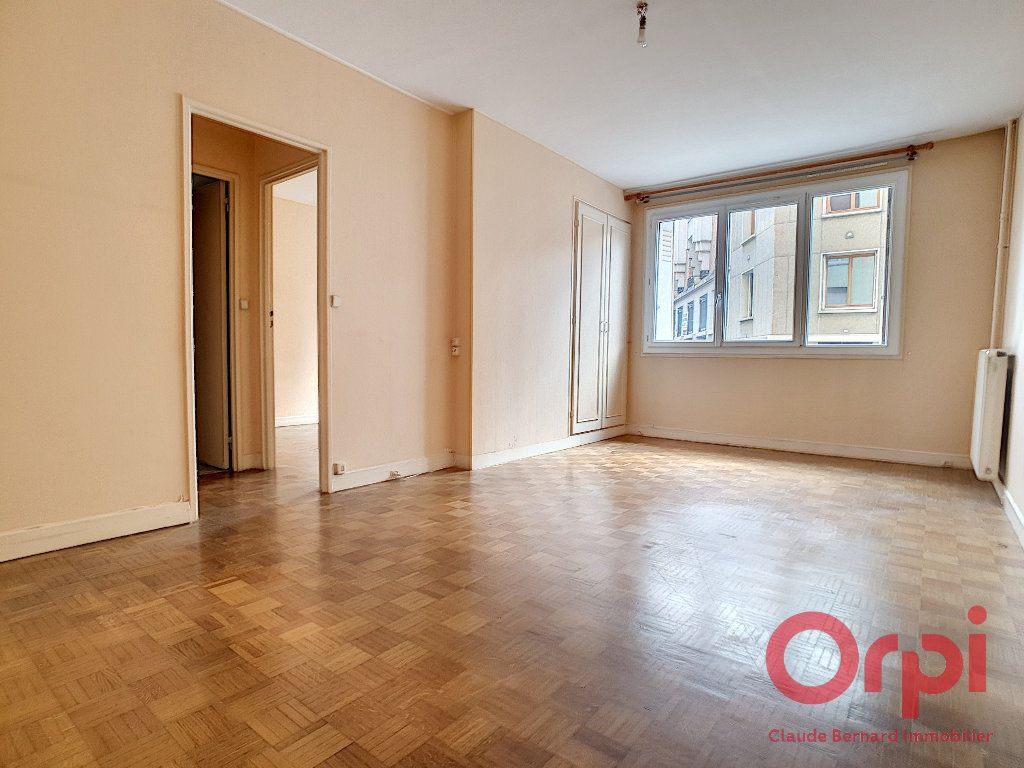 Appartement à vendre 2 44.4m2 à Paris 13 vignette-1