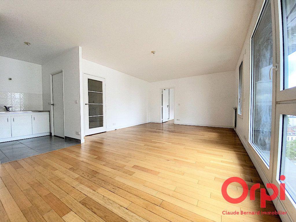 Appartement à vendre 2 58.3m2 à Paris 13 vignette-2