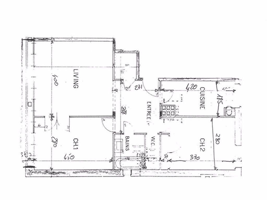 Appartement à louer 3 63m2 à Châtillon vignette-8