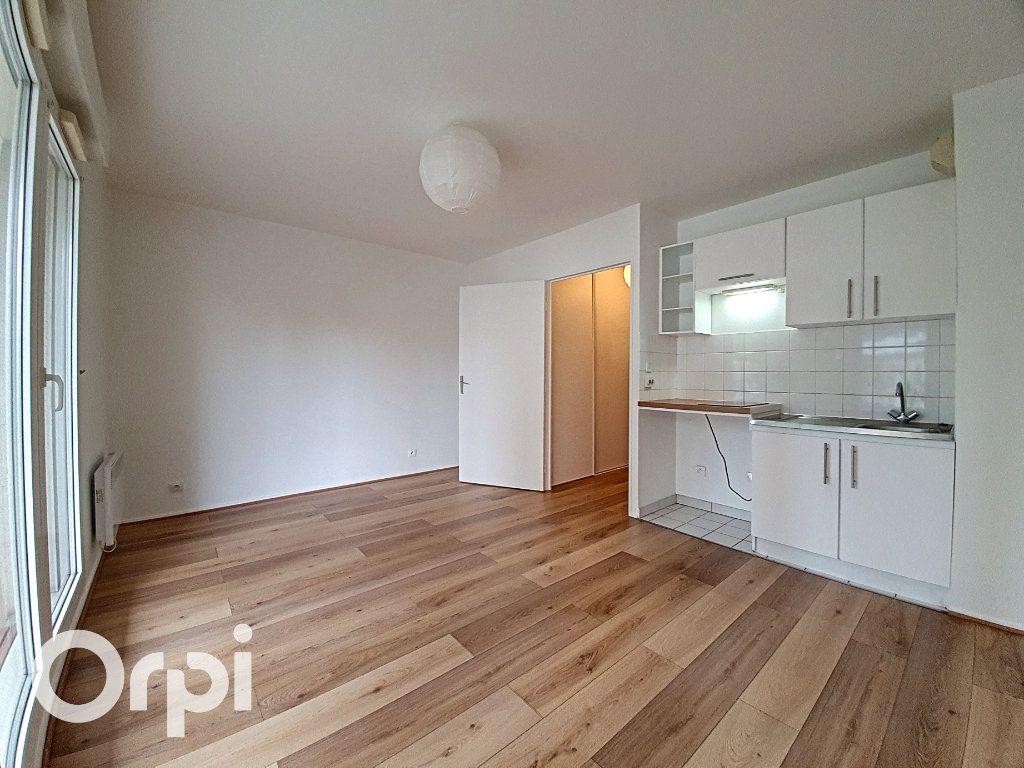 Appartement à louer 1 23m2 à Fontenay-aux-Roses vignette-1