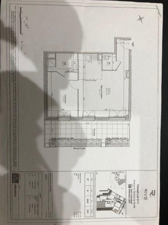 Appartement à louer 2 47.41m2 à Clamart vignette-7