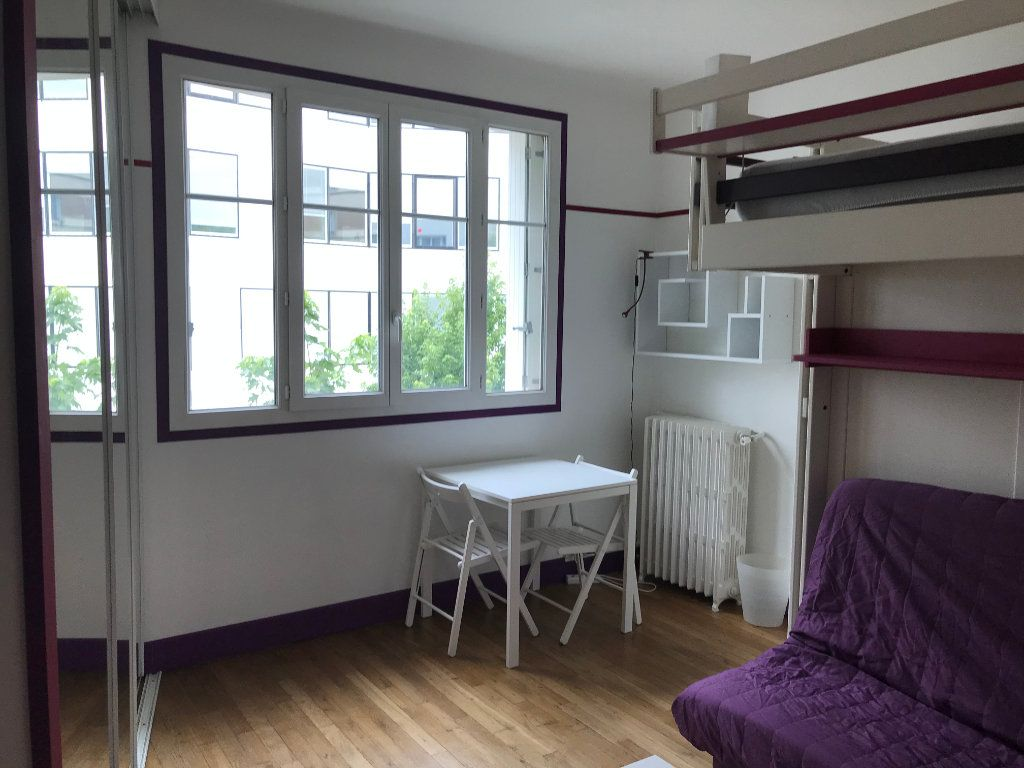 Appartement à louer 1 29m2 à Montrouge vignette-1