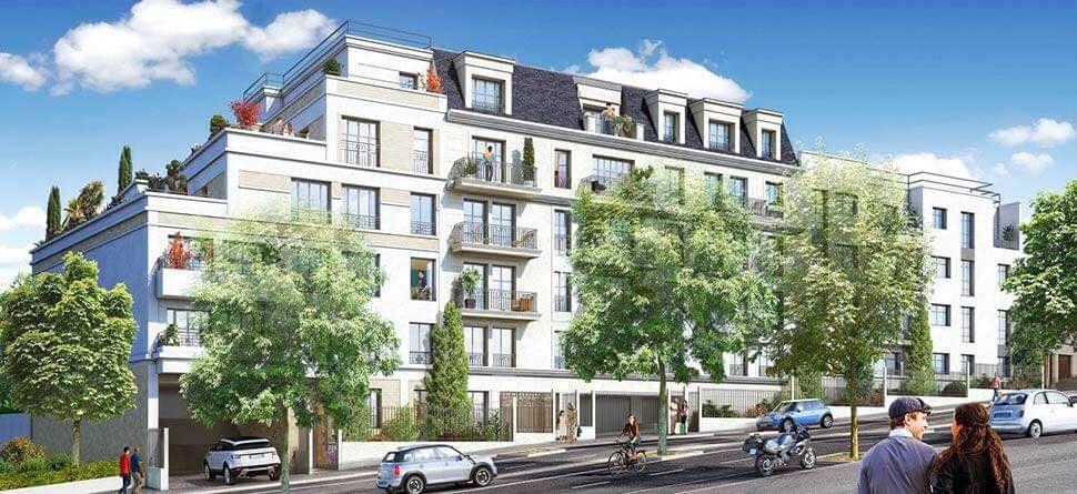 Appartement à louer 1 25.7m2 à Châtillon vignette-7