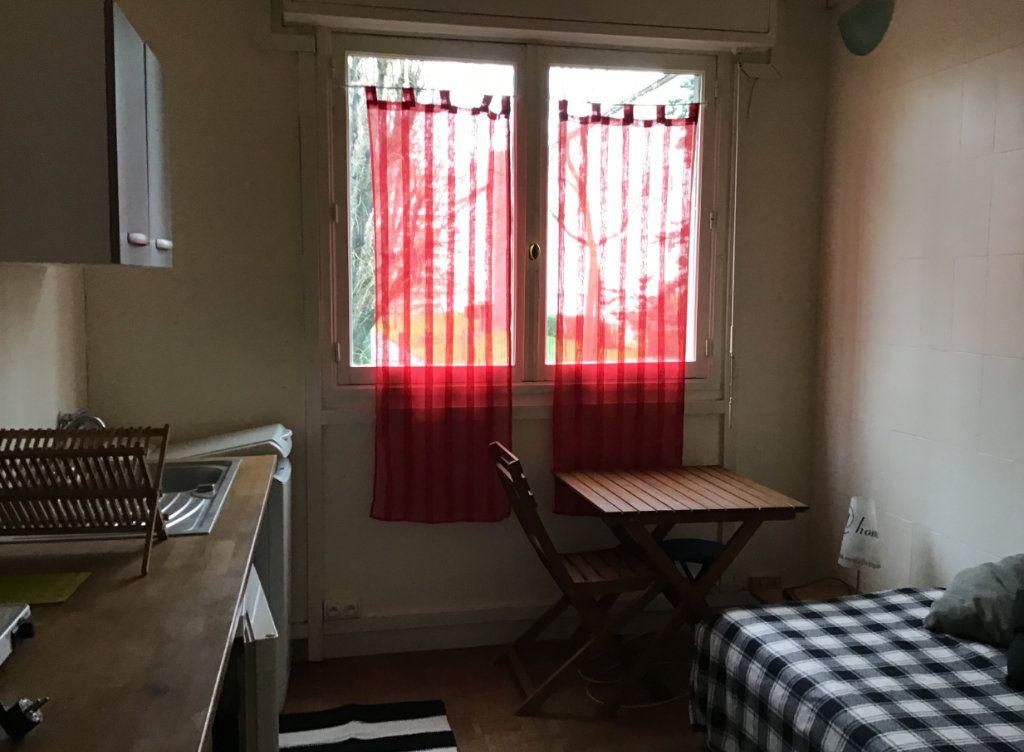 Appartement à louer 1 11.78m2 à Antony vignette-1