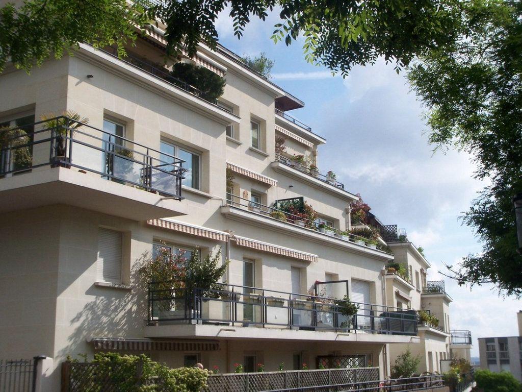 Appartement à vendre 2 59.26m2 à Le Plessis-Robinson vignette-1