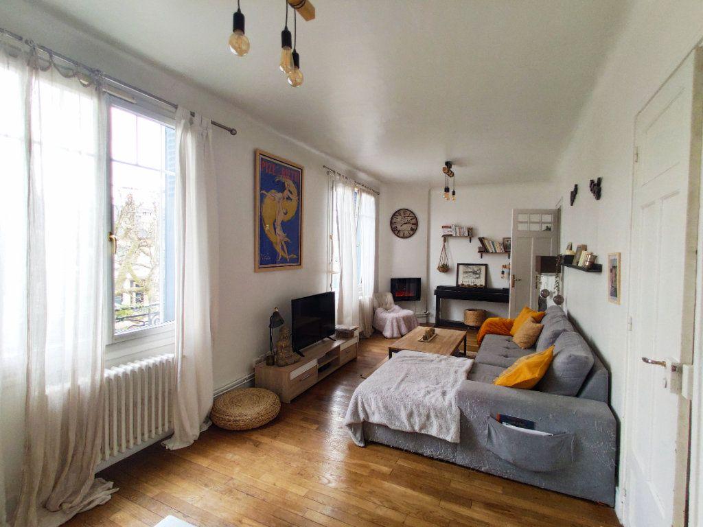 Appartement à vendre 4 70.35m2 à Antony vignette-1