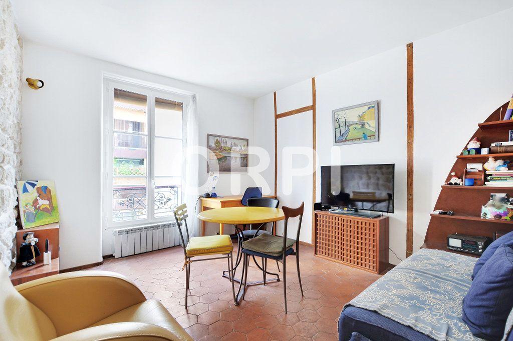 Appartement à vendre 1 24m2 à Paris 7 vignette-4