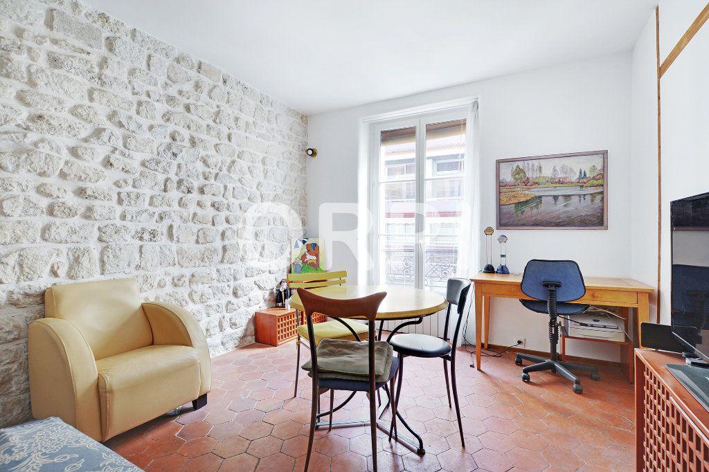 Appartement à vendre 1 24m2 à Paris 7 vignette-5