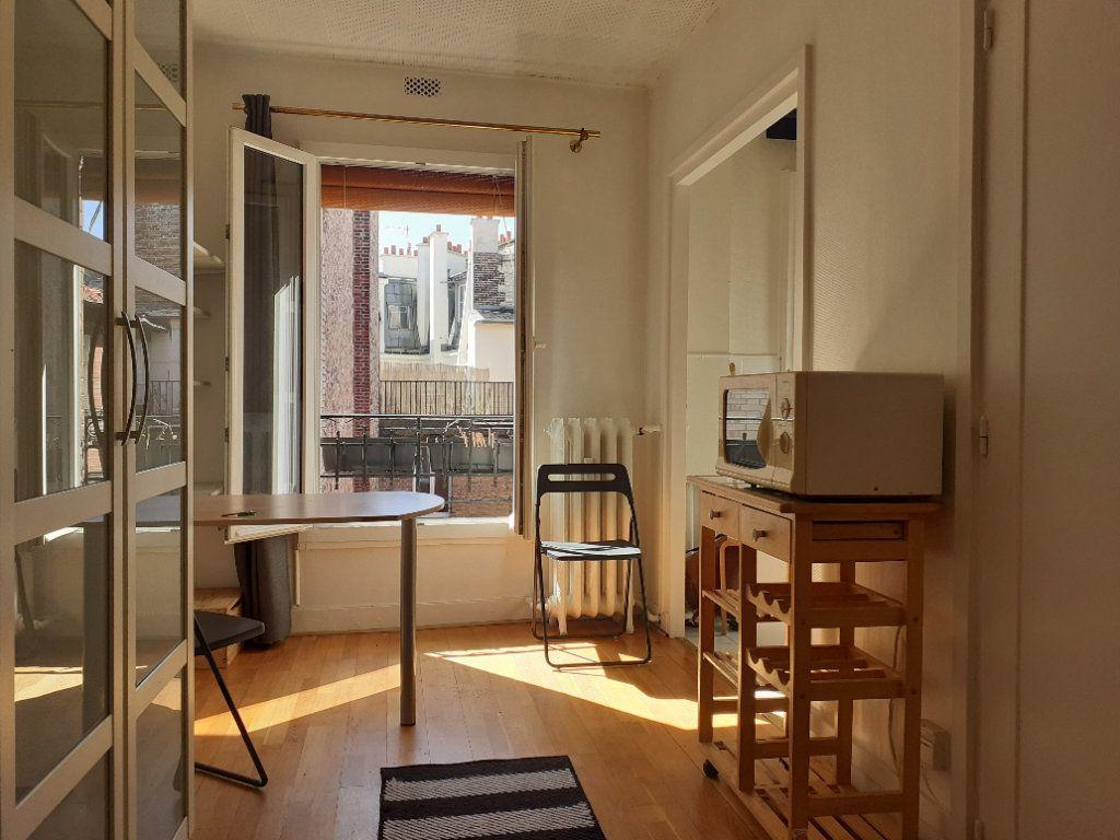 Appartement à louer 1 16.42m2 à Paris 15 vignette-1