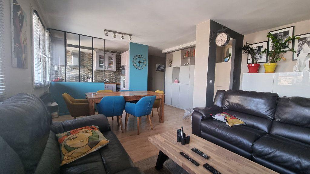 Appartement à vendre 4 82m2 à Issy-les-Moulineaux vignette-1