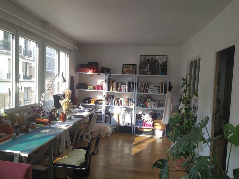 Appartement à louer 2 41.77m2 à Paris 15 vignette-1