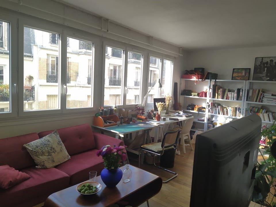 Appartement à louer 2 41.77m2 à Paris 15 vignette-2