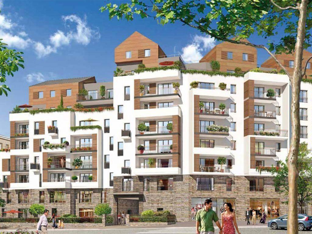 Appartement à louer 3 56.25m2 à Limeil-Brévannes vignette-2