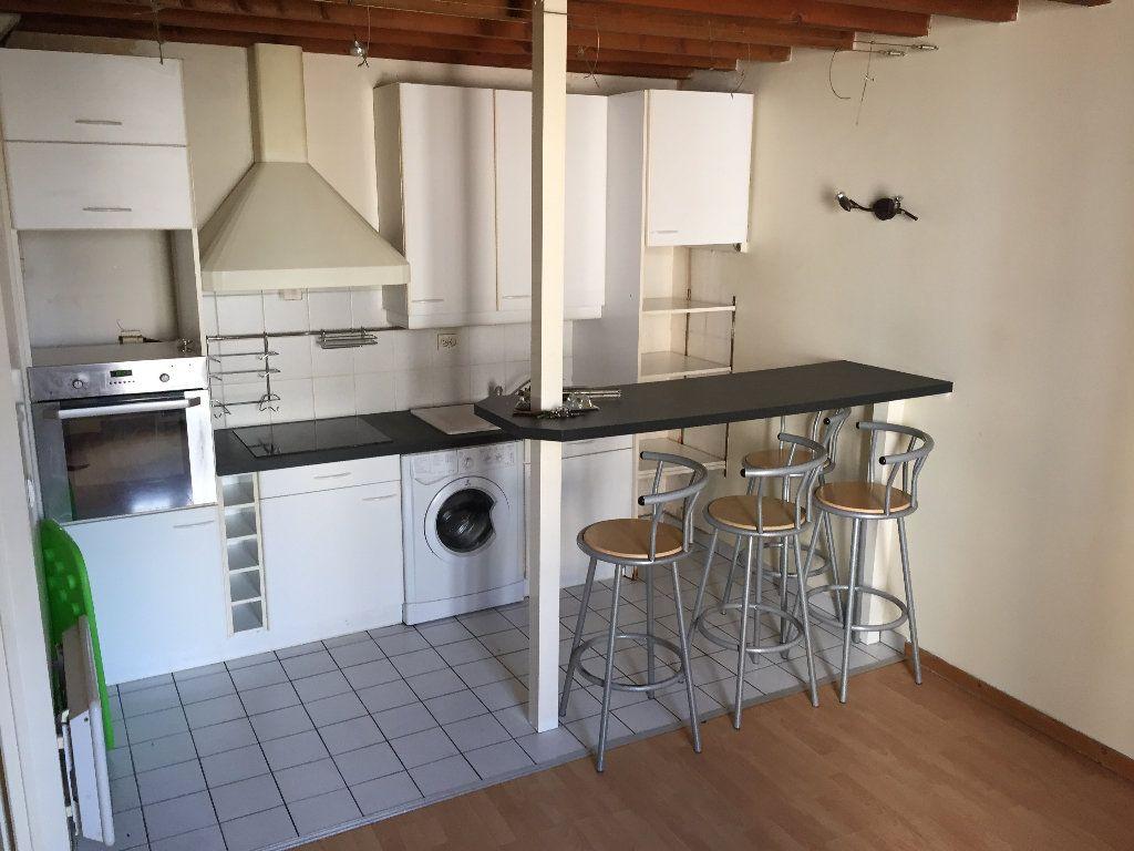 Appartement à louer 2 28.44m2 à Boissy-Saint-Léger vignette-1