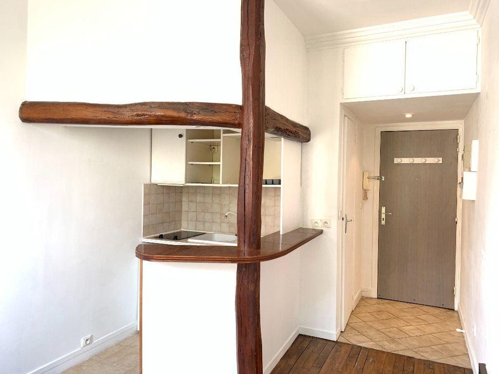Appartement à louer 1 14.07m2 à Nogent-sur-Marne vignette-3