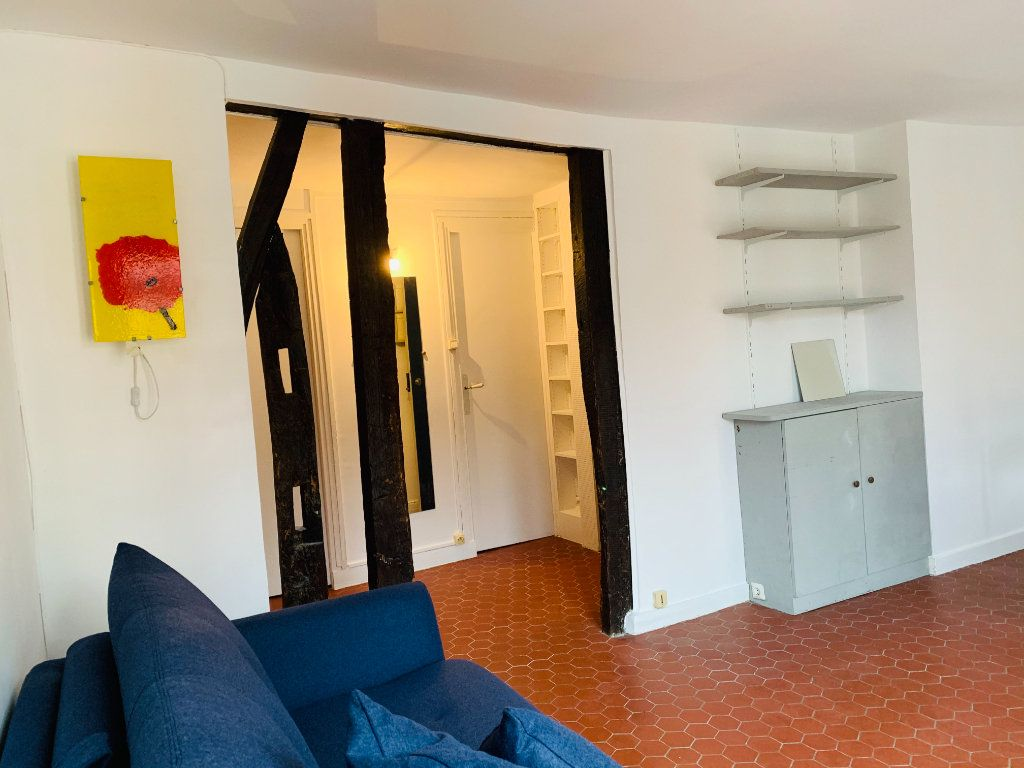 Appartement à louer 1 23.22m2 à Paris 3 vignette-4