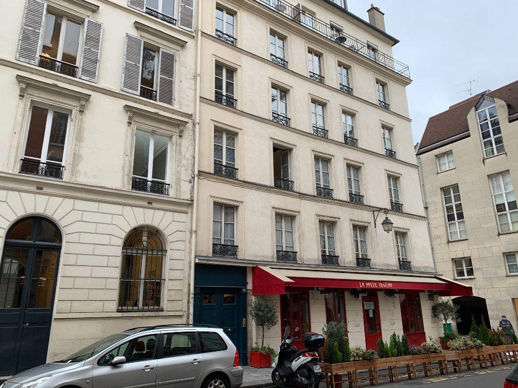 Appartement à louer 1 23.22m2 à Paris 3 vignette-13