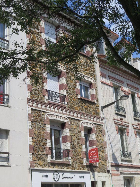 Appartement à louer 2 35.75m2 à Vincennes vignette-1