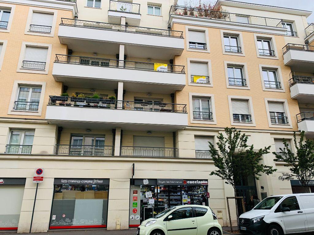 Appartement à louer 2 41.75m2 à Nogent-sur-Marne vignette-1