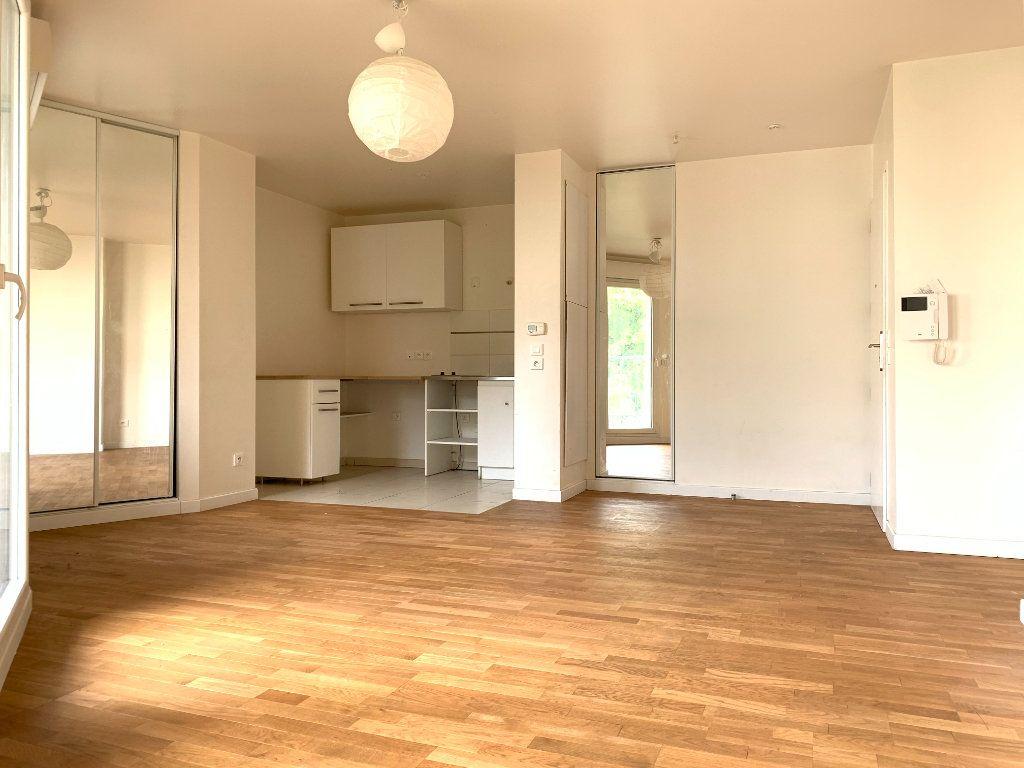 Appartement à louer 2 41.75m2 à Nogent-sur-Marne vignette-2