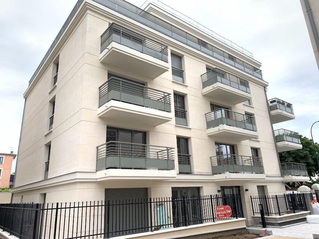 Appartement à louer 1 23m2 à Nogent-sur-Marne vignette-1