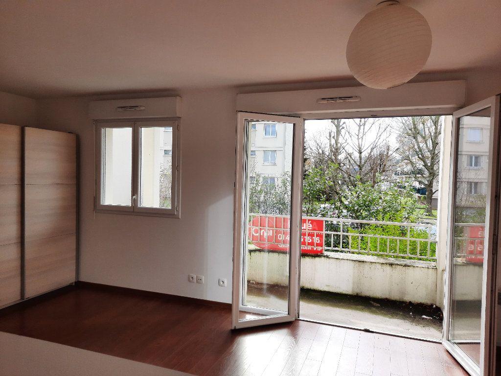 Appartement à louer 1 34.1m2 à Le Plessis-Trévise vignette-1