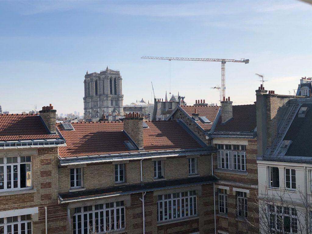 Appartement à louer 1 22.35m2 à Paris 5 vignette-3