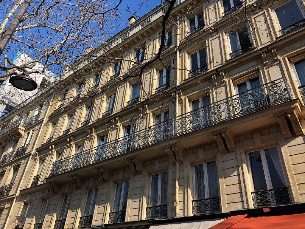 Appartement à louer 1 22.35m2 à Paris 5 vignette-7