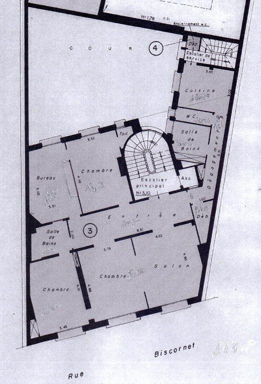 Appartement à louer 5 136.4m2 à Paris 12 vignette-13