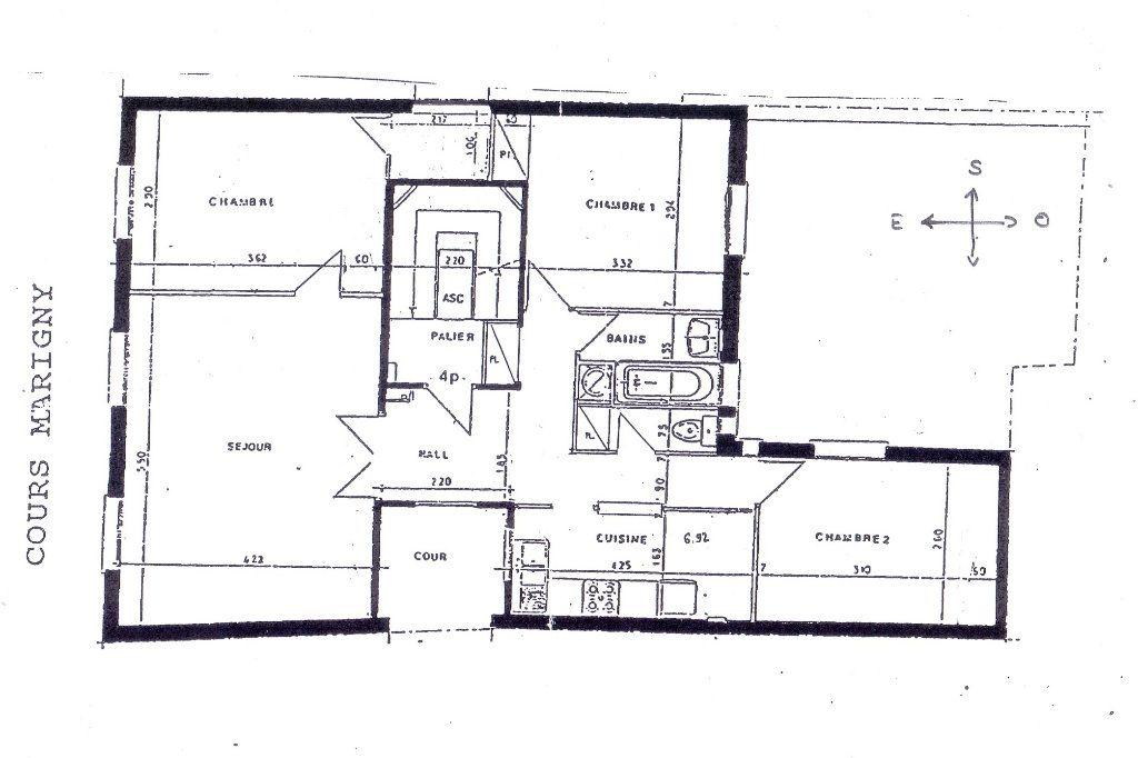 Appartement à louer 4 77.71m2 à Vincennes vignette-10