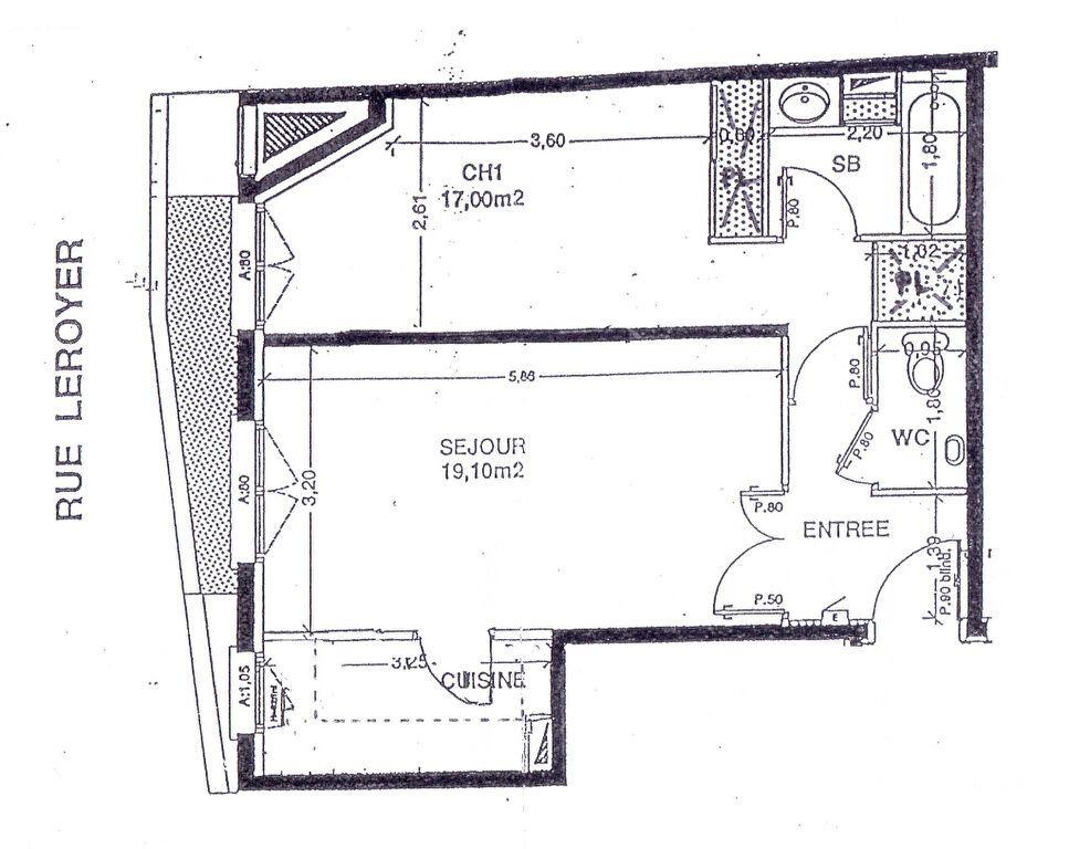 Appartement à louer 2 48m2 à Vincennes vignette-10