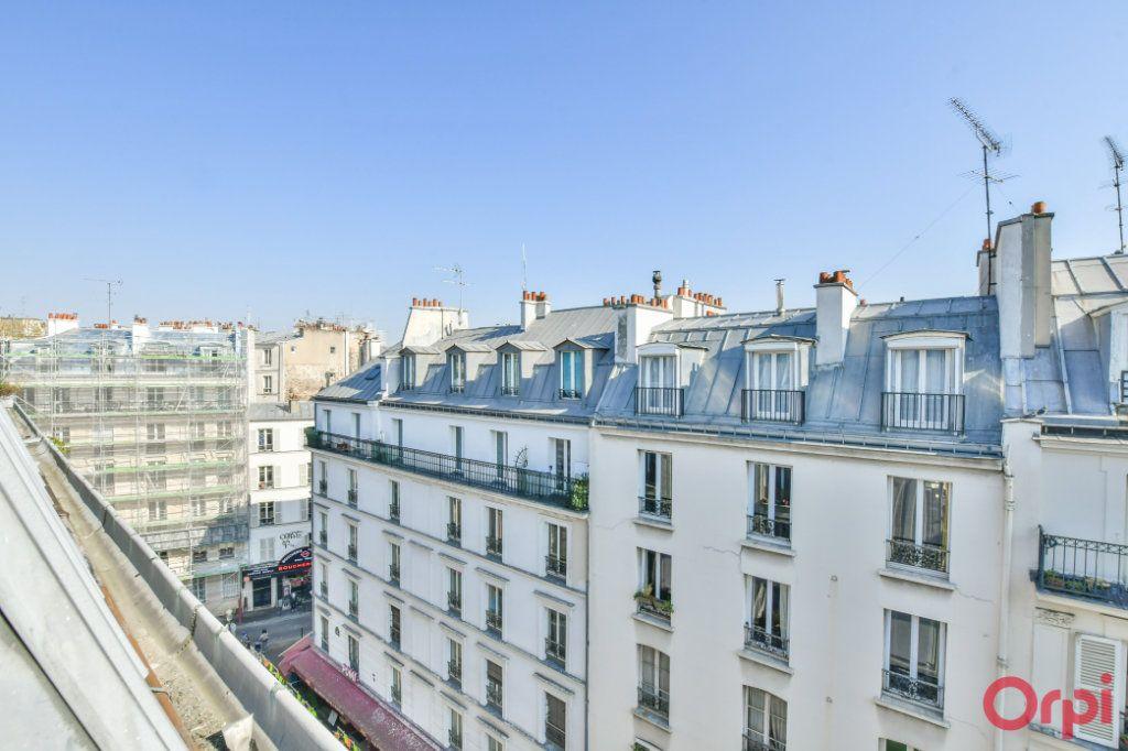 Appartement à vendre 2 30.82m2 à Paris 18 vignette-1