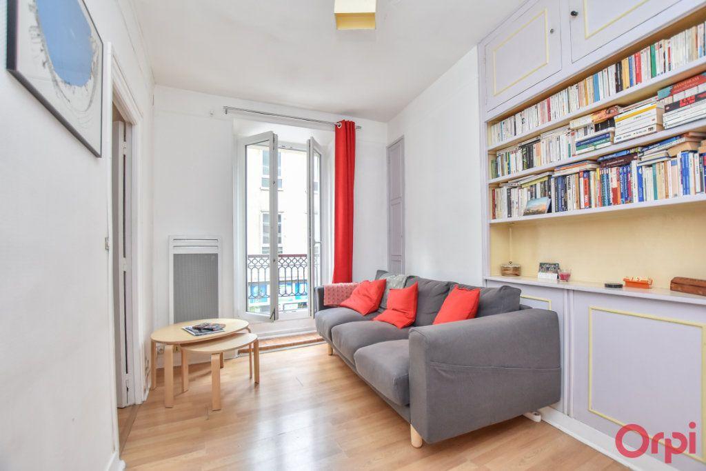 Appartement à vendre 2 29.01m2 à Paris 18 vignette-2