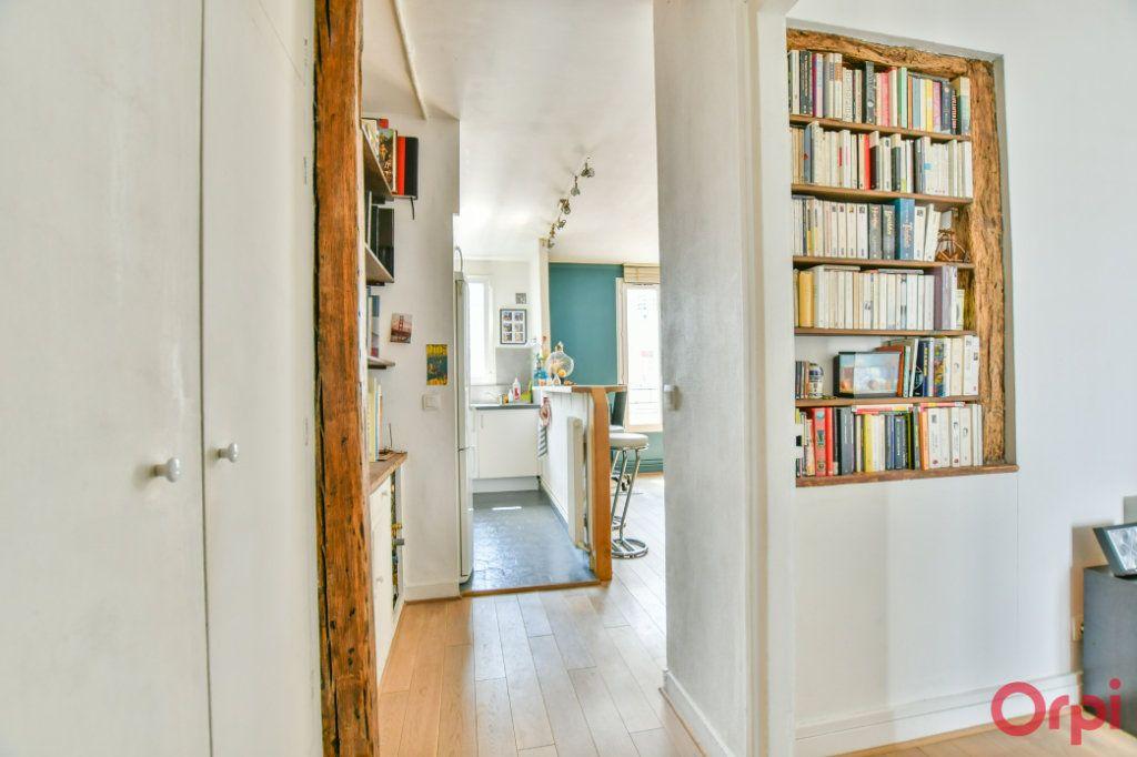 Appartement à vendre 2 39.53m2 à Paris 18 vignette-3