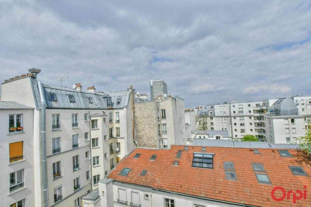 Appartement à vendre 2 39.53m2 à Paris 18 vignette-5