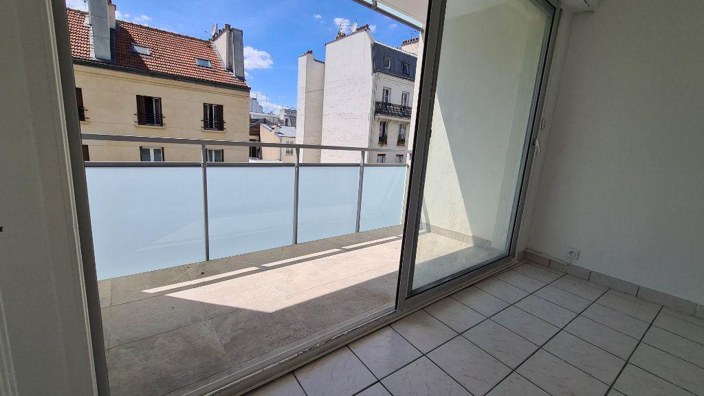 Appartement à vendre 1 22m2 à Paris 18 vignette-1