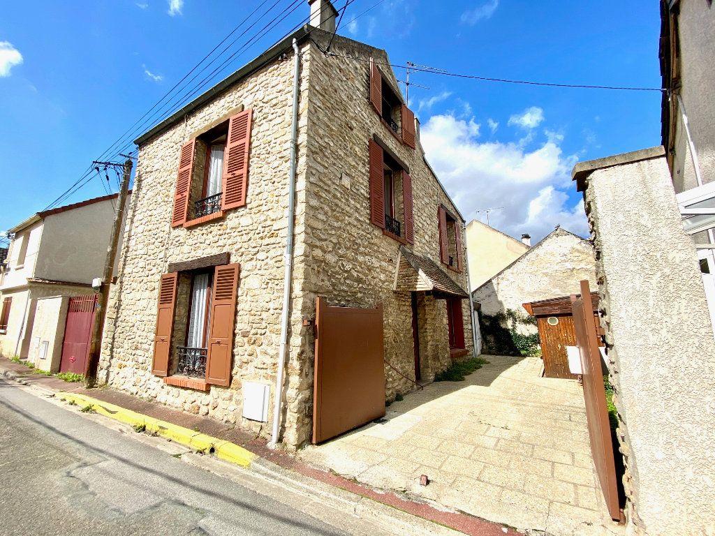 Maison à vendre 5 85m2 à Aubergenville vignette-1