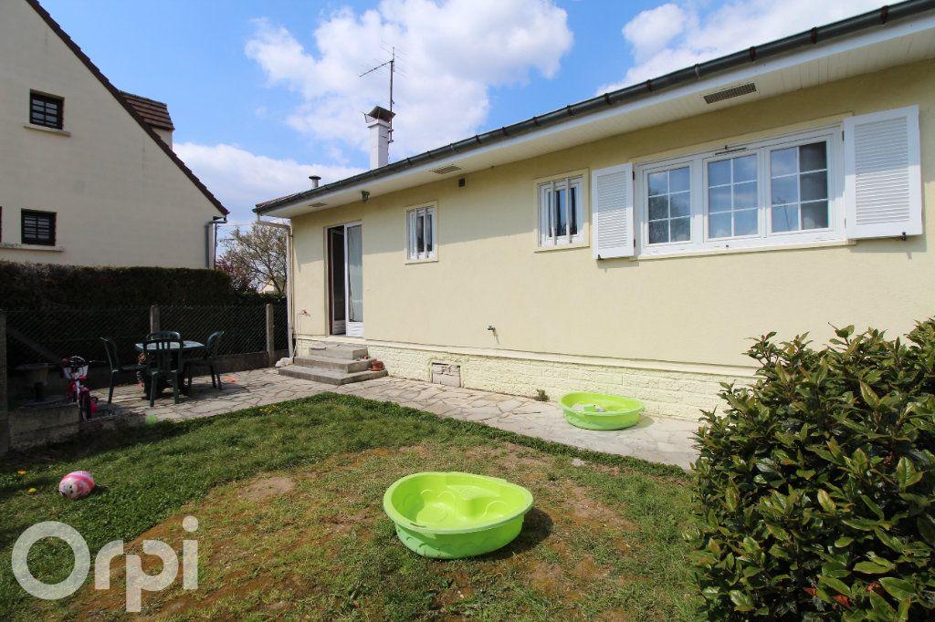 Maison à vendre 3 60m2 à Thorigny-sur-Marne vignette-1