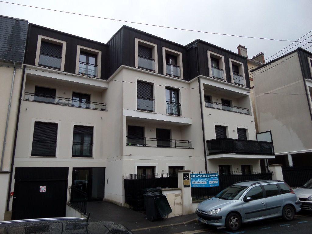 Appartement à louer 1 24.1m2 à Gagny vignette-1