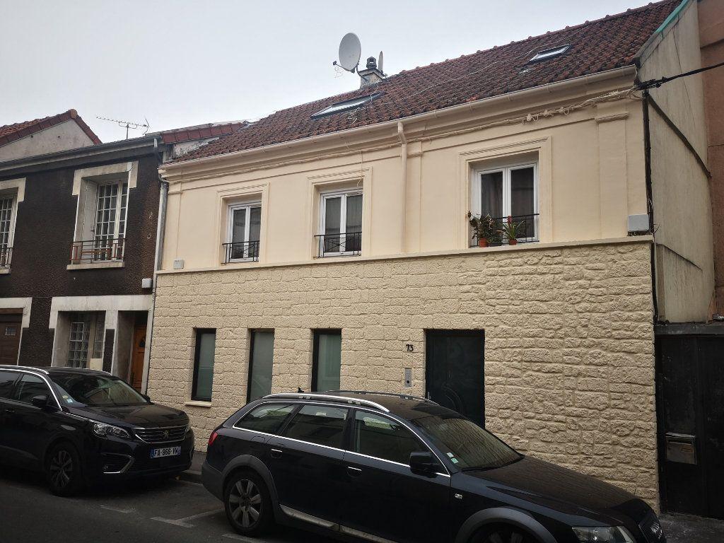 Appartement à louer 1 25m2 à Gagny vignette-1