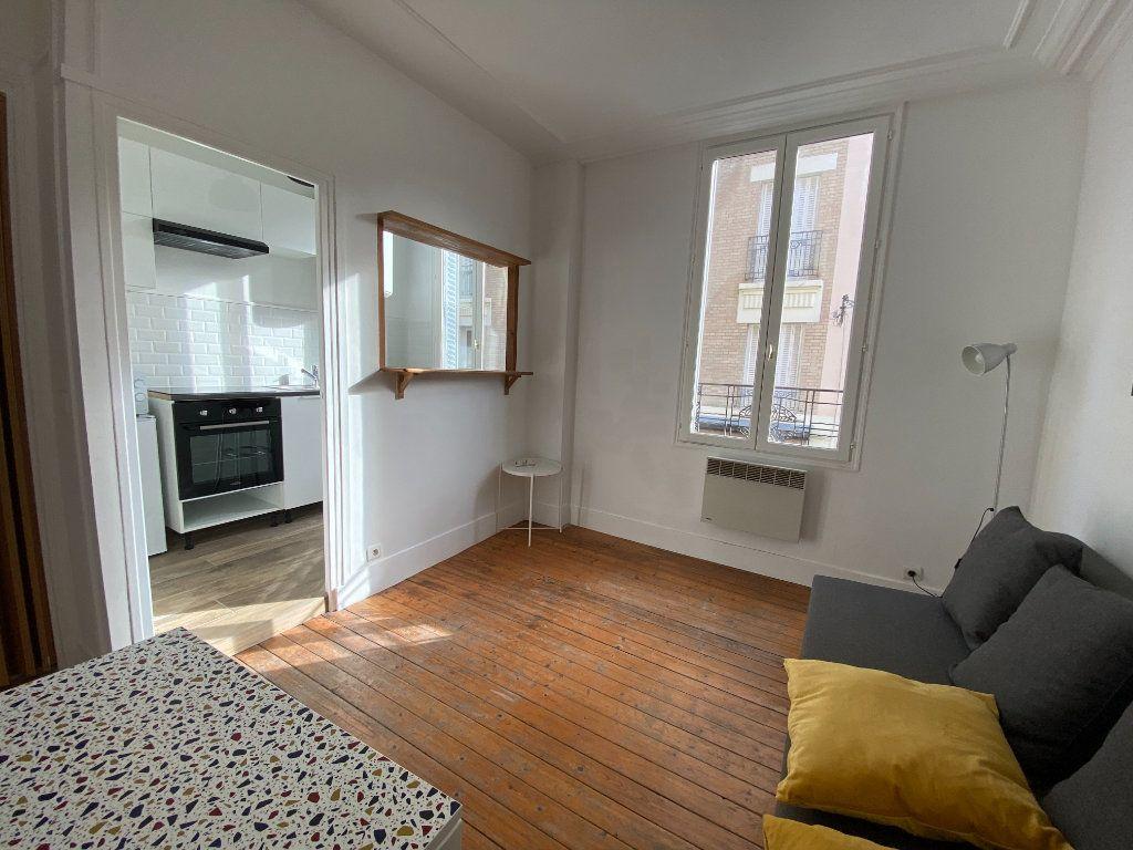 Appartement à louer 1 18.35m2 à Neuilly-sur-Marne vignette-2