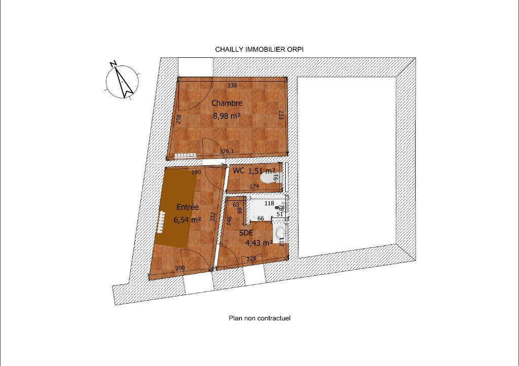 Maison à louer 3 58.03m2 à Courances vignette-6