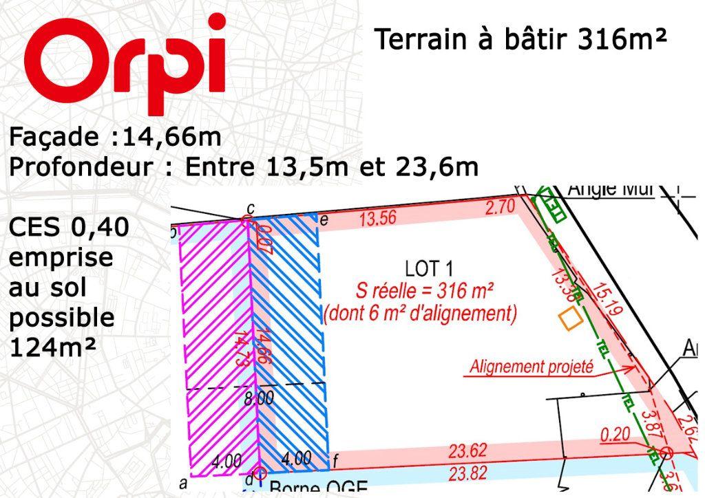 Terrain à vendre 0 316m2 à Soisy-sur-École vignette-1