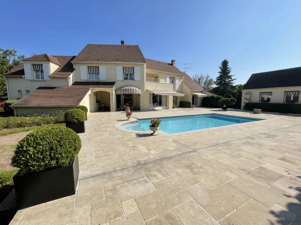 Maison à vendre 8 278m2 à Chailly-en-Bière vignette-1
