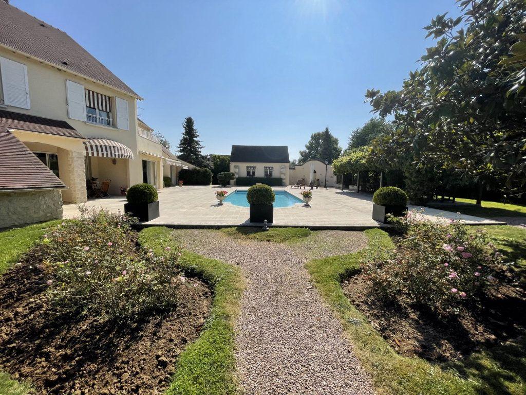 Maison à vendre 8 278m2 à Chailly-en-Bière vignette-2