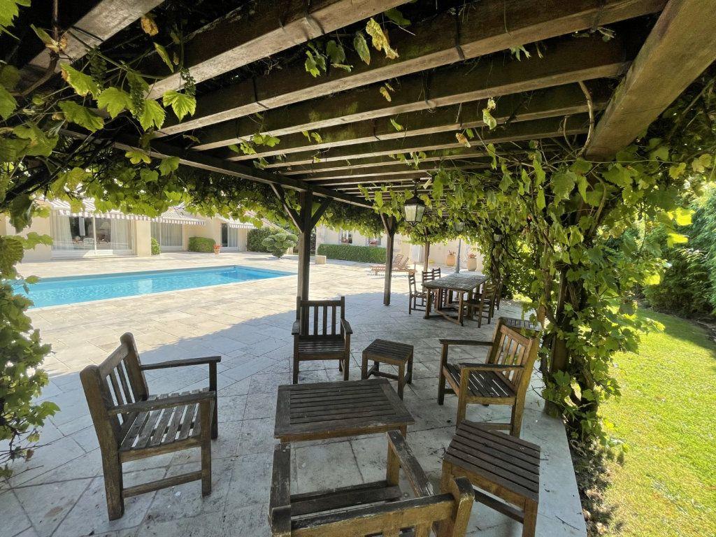 Maison à vendre 8 278m2 à Chailly-en-Bière vignette-4